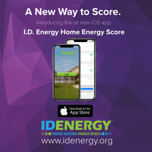 Home Energy Score iOS App