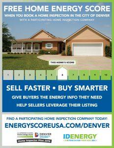 Denver Home Energy Score